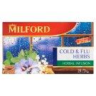Milford Herbal Infusion Cold & Flu Herbs Tea 20 Tea Bags 40 g