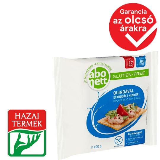 Abonett Gluten-Free Crackerbread with Quinoa 100 g