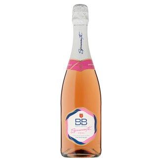 BB Spumante édes rozé pezsgő 10% 0,75 l