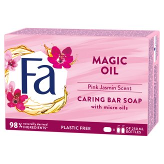 Fa Magic Oil Pink Jasmine krémszappan 90 g