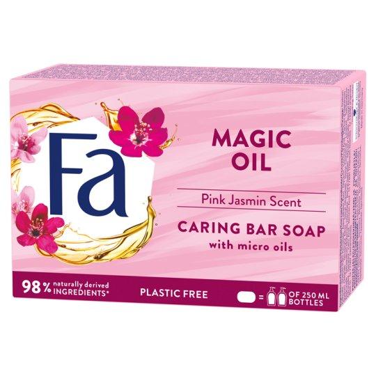 Fa Magic Oil Pink Jasmine krémszappan 90 g