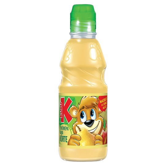 Kubu Fibrous Turnip-Apple-Pear Drink 300 ml