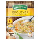 Lacikonyha Broth Stock with Spiral Pasta 63 g