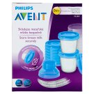Philips Avent 180 ml Breast Milk Storage Cups 0+ Months 10 pcs