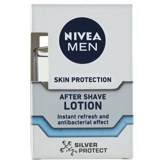 image 1 of NIVEA MEN Silver Protect After Shave Lotion 100 ml