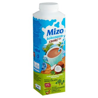 Mizo Coconut Chocolate Flavoured Low-Fat Milk Product 450 ml