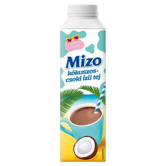 Mizo kókuszos csoki ízű zsírszegény tejkészítmény 450 ml