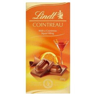 Lindt Cointreau narancslikőrrel töltött tejcsokoládé 100 g