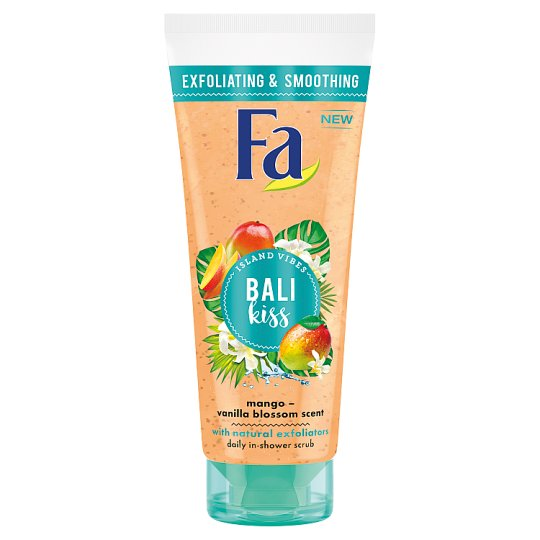 Fa Island Vibes testradír Bali Kiss 200 ml