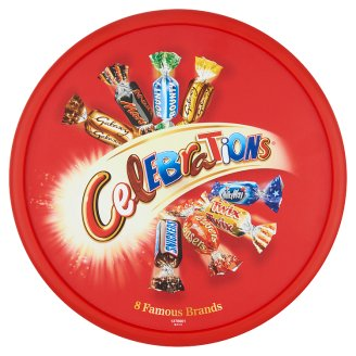 Celebrations Milk Chocolate Assortment with Filling and Biscuits 680 g
