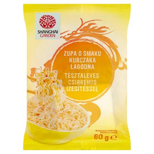Shanghai Garden Instant Chicken Flavoured Pasta Soup 60 g