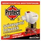 Protect szúnyogirtó folyadék 33 ml + elektromos párologtató készülék
