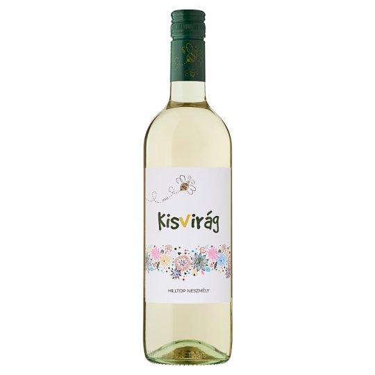 Hilltop Neszmélyi Királyleányka száraz fehérbor 12% 75 cl