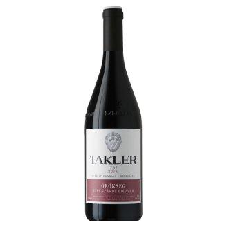 Takler Bikavér Reserve Dry Red Wine 13,5% 0,75 l