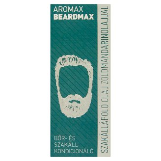 Aromax Beardmax Beard Oil with Green Mandarin Oil 20 ml