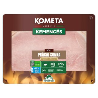 Kométa Kemencés Roasted Prague Ham 100 g