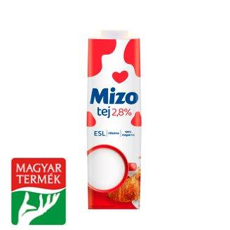 Mizo Semi-Fat Milk 2,8% 1 l