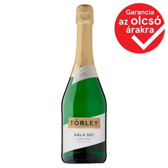 Törley Gála Sec Dry White Sparkling Wine 0,75 l