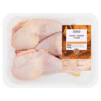 Tesco friss csirke comb 650 g