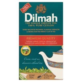 Dilmah Premium Ceylon Black Leaf Tea 125 g