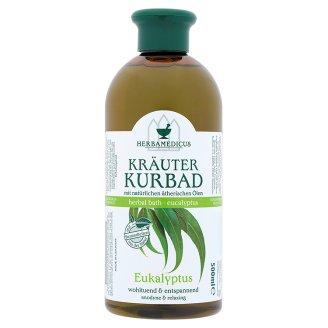 Herbamedicus gyógyfürdőolaj eukaliptusz 500 ml