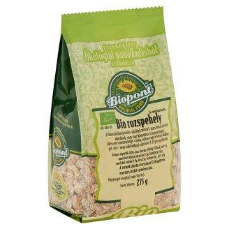 Biopont Organic Rye Flakes 275 g
