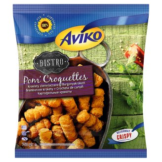 Aviko Pre-Fried, Quick-Frozen Potato Croquettes 750 g