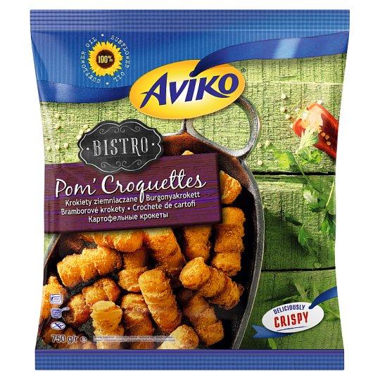 Aviko Pre-Fried, Quick-Frozen Potato Croquettes 750 g
