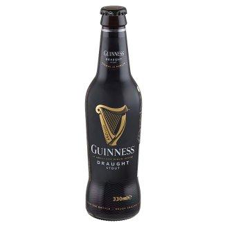 Guinness Draught ír prémium fekete sör 4,2% 0,33 l