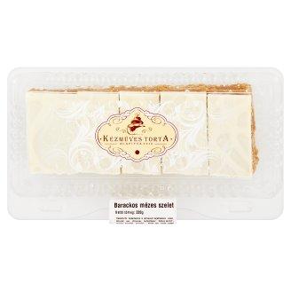 Kézműves Torta Apricot Flavoured Honey Cake Slices 220 g