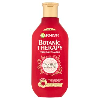 Garnier Botanic Therapy Cranberry & Argan Oil Shampoo for Dyed and Highlighted Hair 400 ml