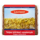 Laurapan Whole Grain Rye Bread 500 g