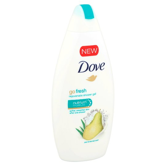 Dove Go Fresh Rejuvenate Shower Gel 500 ml