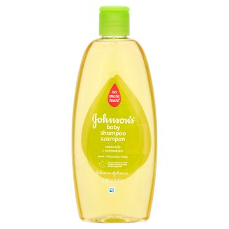 Johnson's Baby Shampoo with Camomile Extract 500 ml