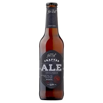 Tesco Finest Ale Unfiltered Quality Lager Beer 5,2% 330 ml