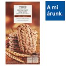 Tesco Oats & Barley Breakfast Biscuits with Cereals and Cocoa 6 x 50 g