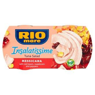 Rio Mare Insalatissime mexikói tonhalsaláta 2 x 160 g