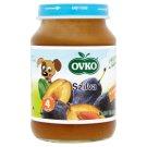 Ovko glutén- és tejszármazékmentes szilva bébidesszert 4 hónapos kortól 190 g