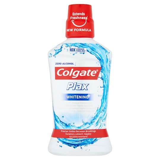 Colgate Plax Whitening Mouthwash 500 ml