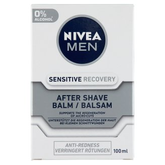 NIVEA MEN Sensitive Recovery after shave balzsam 100 ml