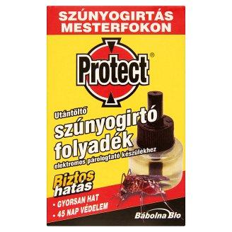 Protect szúnyogirtó folyadék utántöltő elektromos párologtató készülékhez 33 ml