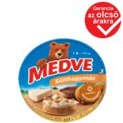 Medve Semi-Fat Processed Cheese Spread with Fried Onion 8 pcs 140 g