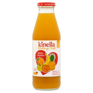 Kinella Multivitamin 4+ Months 500 ml
