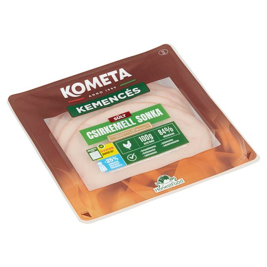 Kométa Kemencés Roasted Chicken Breast Ham 100 g