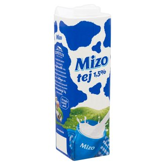 Mizo Low Fat Milk 1,5% 1 l