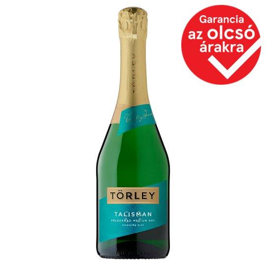 Törley Talisman félszáraz, fehér pezsgő 0,75 l