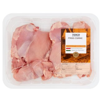 Tesco Fresh Whole Chicken Thigh Fillet 500 g