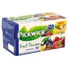 Pickwick Fruit Fusion gyümölcs- és gyógynövénytea variációk 20 filter 40 g