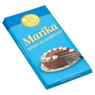 Marika Cocoa Milk Coating 100 g
