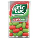 Tic Tac Apple Mix almaízű cukordrazsé 18 g